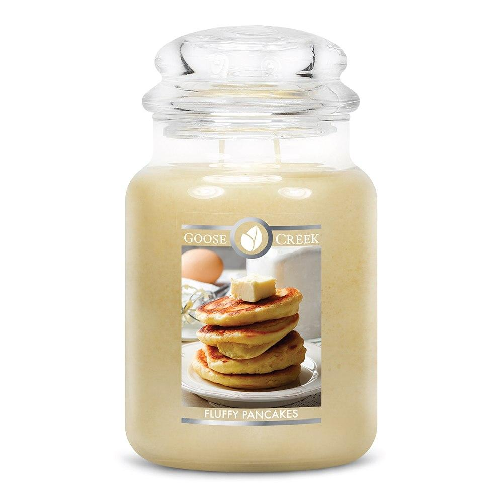Fluffy Pancakes Large Jar Candle