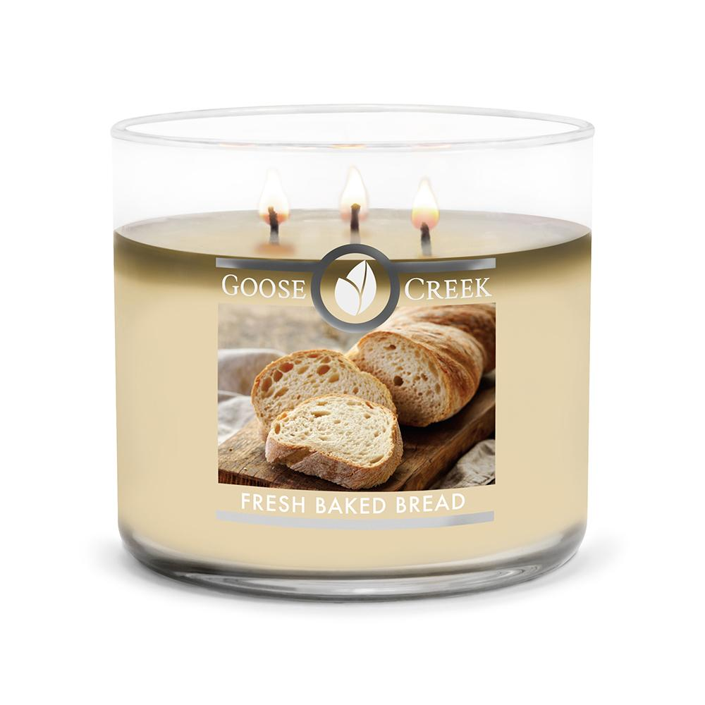Fresh Baked Bread Large 3-Wick Candle