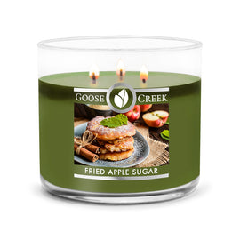 Fried Apple Sugar Large 3-Wick Candle