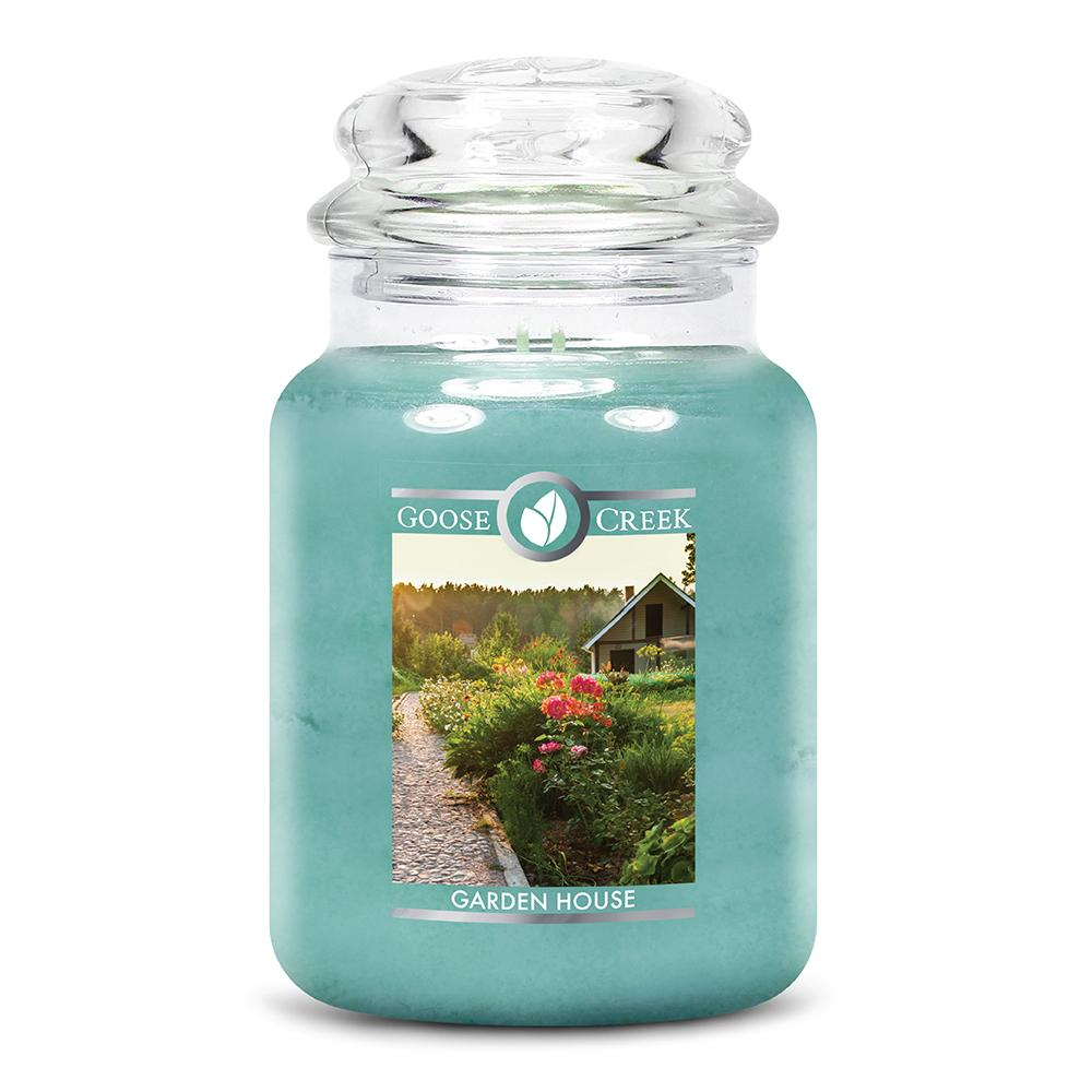 Garden House Large Jar Candle