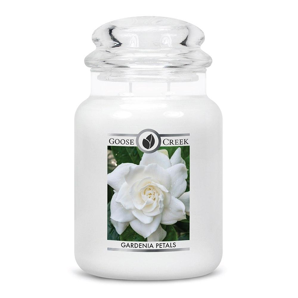 Gardenia Petals Large Jar Candle