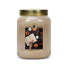 Ghost Stories Large Jar Candle