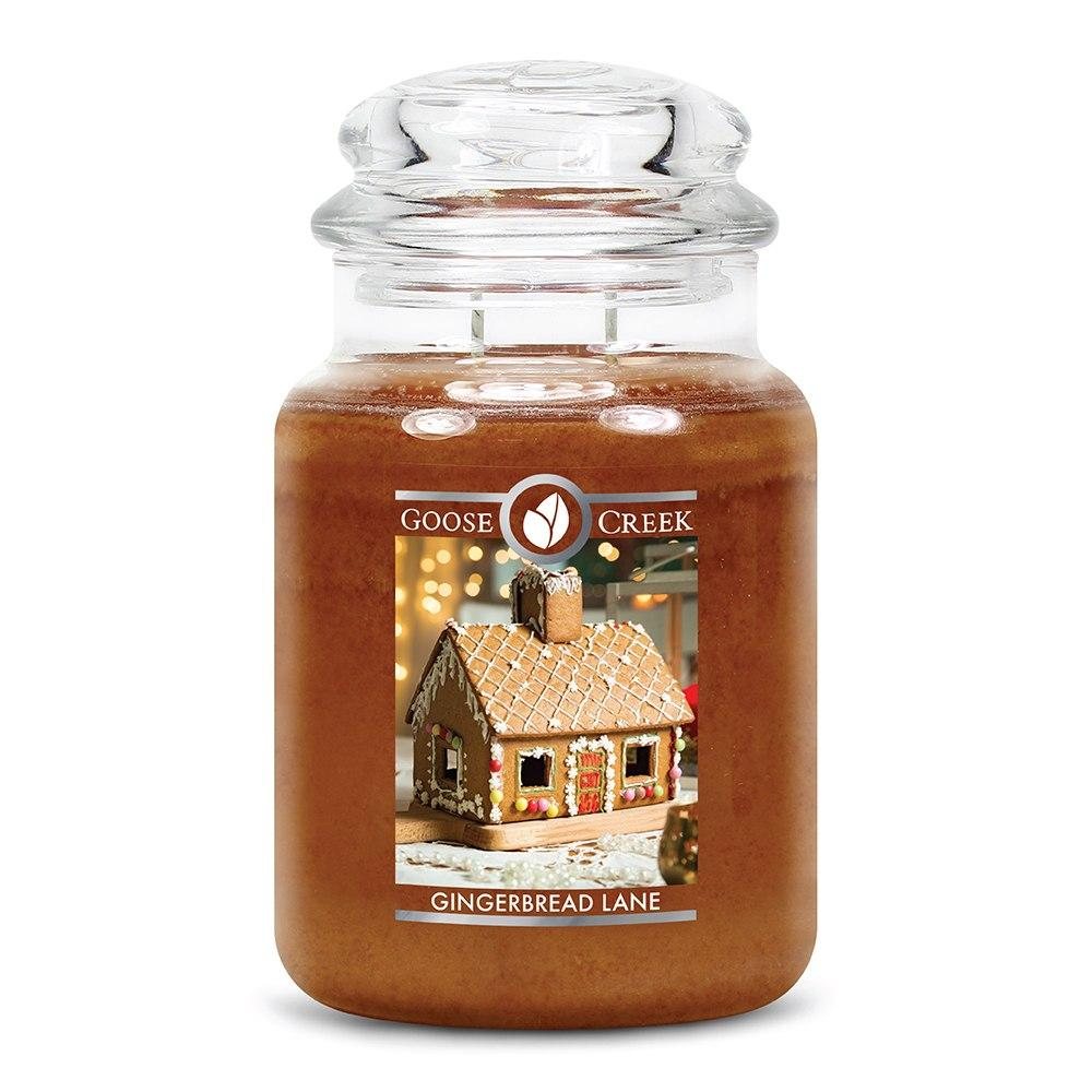 Gingerbread Lane Large Jar Candle