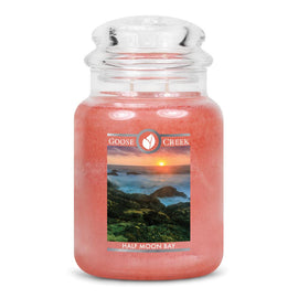 Half Moon Bay Large Jar Candle