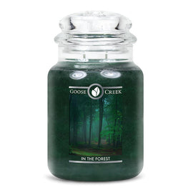 In the Forest Large Jar Candle