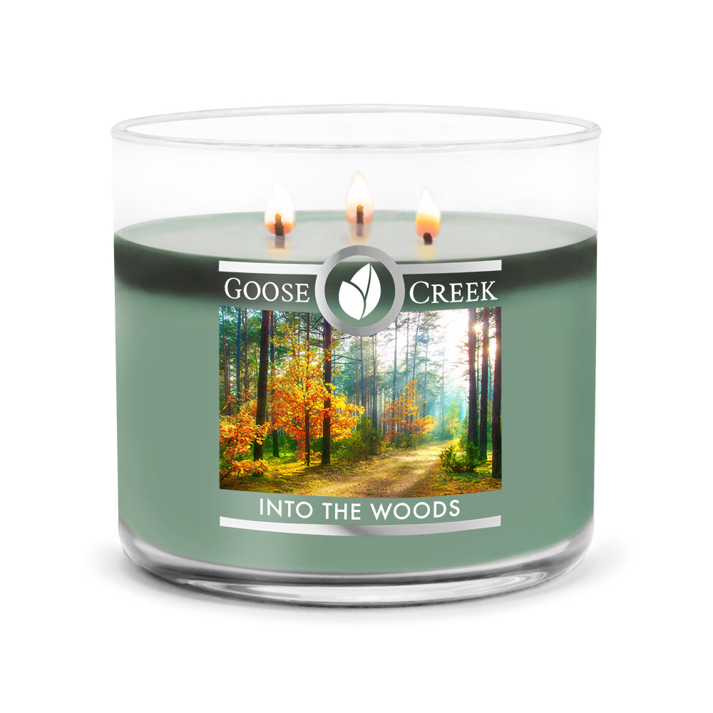 Into The Woods Large 3-Wick Candle