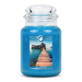 Island Bliss Large Jar Candle
