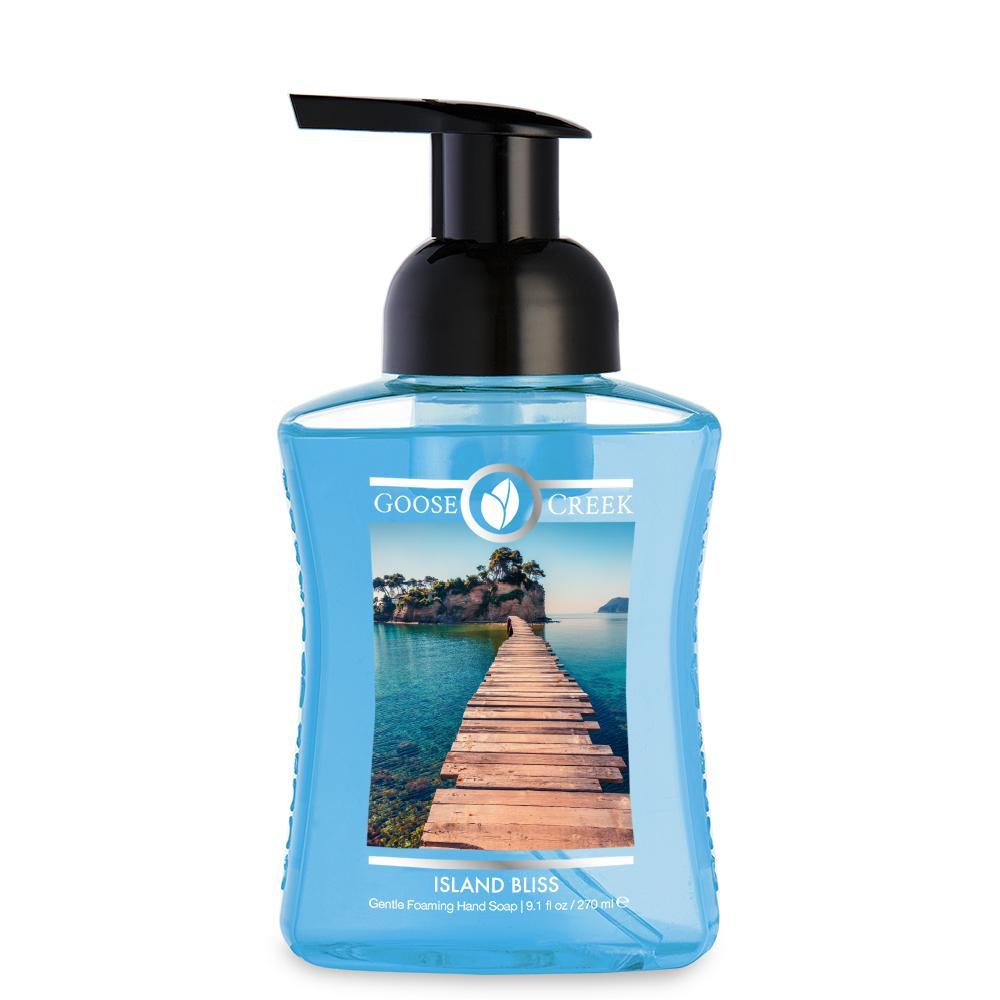 Island Bliss Lush Foaming Hand Soap