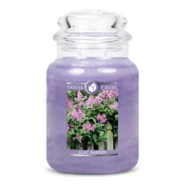 Lilac Garden Large Jar Candle
