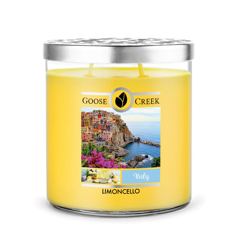 Limoncello Large Jar Candle