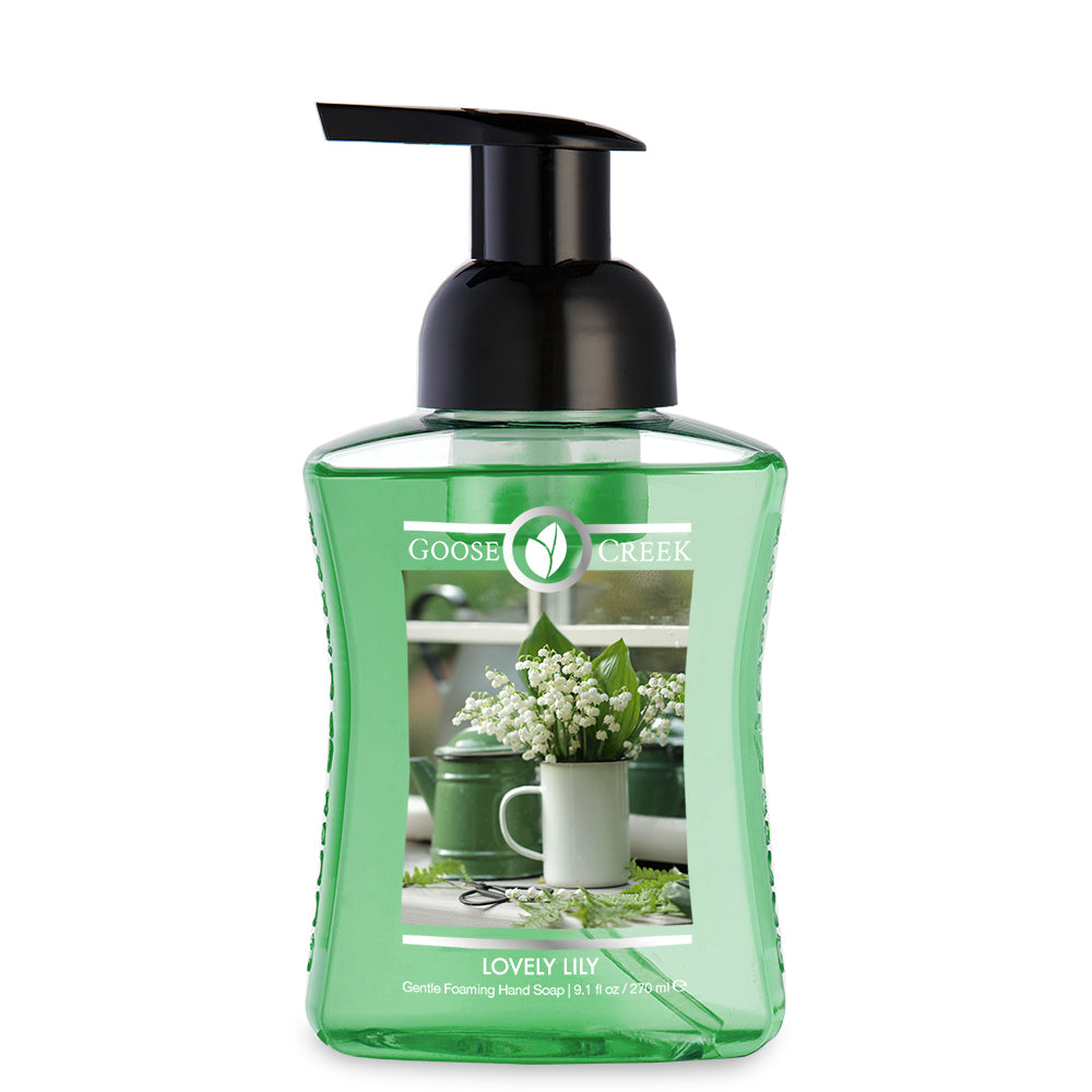 Lovely Lily Lush Foaming Hand Soap
