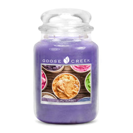 Luau Sorbet Large Jar Candle
