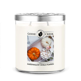Marshmallow Vanilla Pumpkin 16oz Large Jar Candle