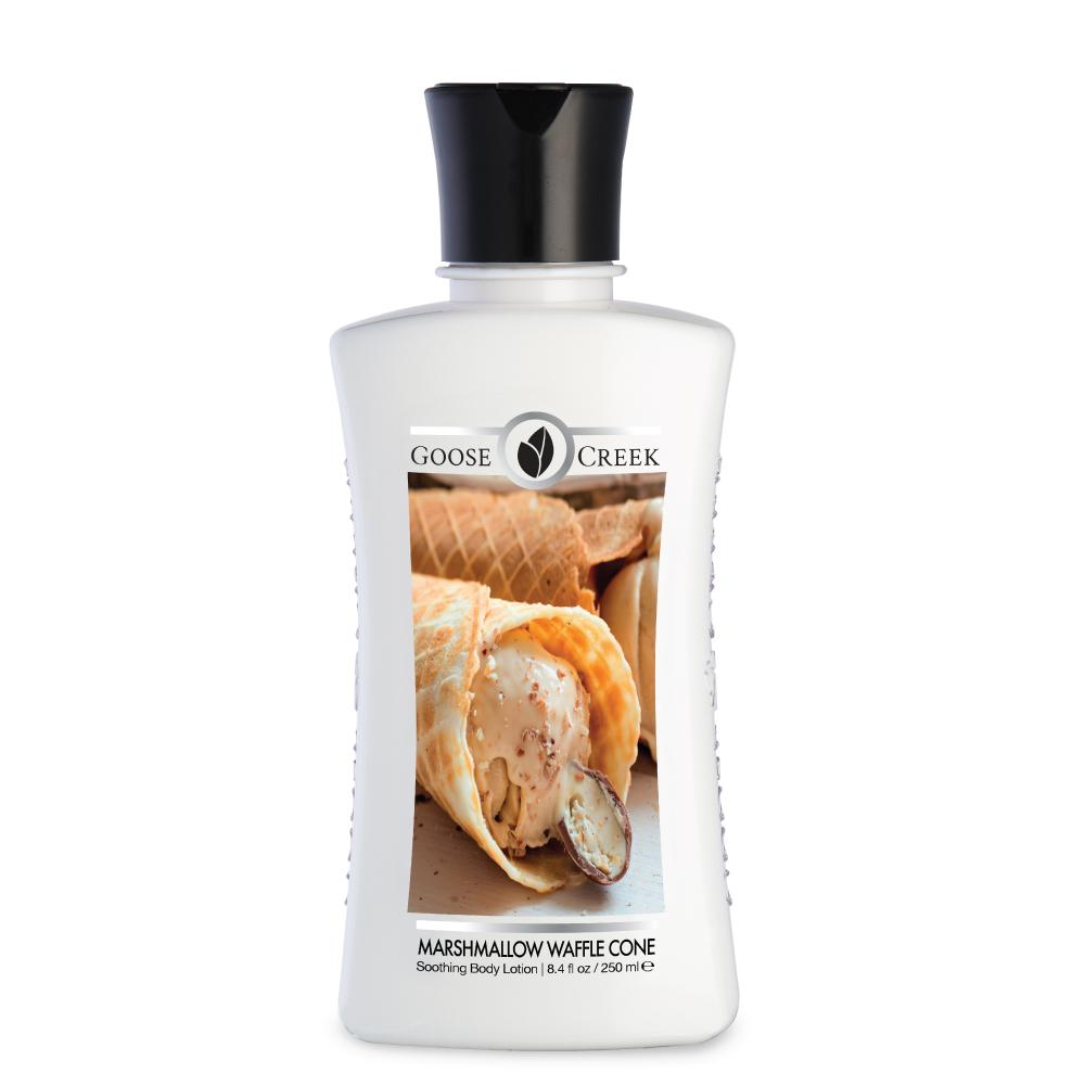 Marshmallow Waffle Cone Hydrating Body Lotion