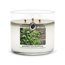 Minted Eucalyptus Large 3-Wick Candle