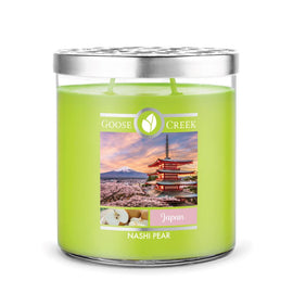 Nashi Pear Large Jar Candle