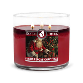 Night Before Christmas Large 3-Wick Candle