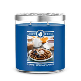 Pumpkin Breakfast Waffles 16oz Large Jar Candle