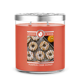 Pumpkin Cider Donut 16oz Large Jar Candle