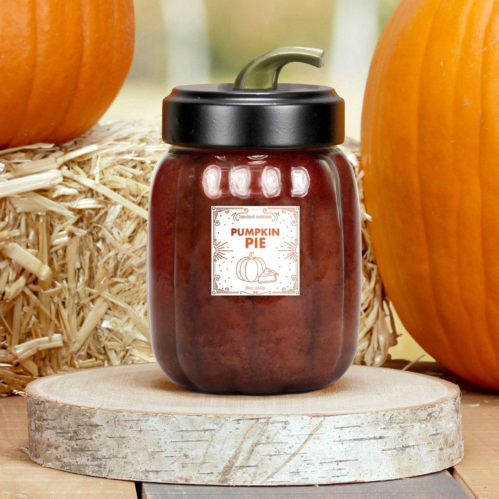 Pumpkin Pie 20oz Pumpkin Candle