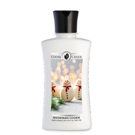 Snowman Cookie Hydrating Body Lotion