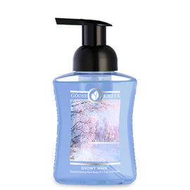 Snowy Walk Lush Foaming Hand Soap