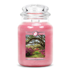 Southern Gardens Large Jar Candle