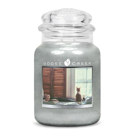 Staying Home Large Jar Candle