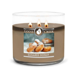 Sugared Donut Large 3-Wick Candle