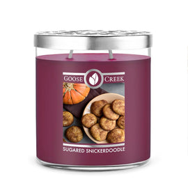 Sugared Snickerdoodle 16oz Large Jar Candle