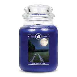 Summer Moon Large Jar Candle