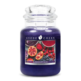 Superfruit Acai Large Jar Candle
