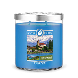 Swiss Alps Large Jar Candle