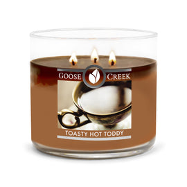 Toasty Hot Toddy Large 3-Wick Candle