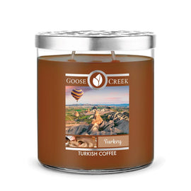 Turkish Coffee Large Jar Candle