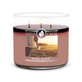 Warm Sunset Large 3-Wick Candle
