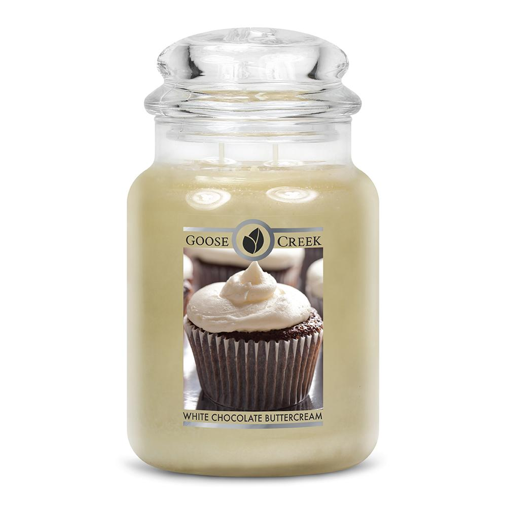 White Chocolate Buttercream Large Jar Candle