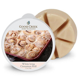 White Icing Cinnamon Roll Wax Melt