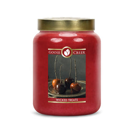 Wicked Treats Large Jar Candle