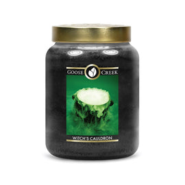 Witch's Cauldron Large Jar Candle