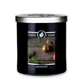 Applewood Large Jar Candle