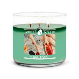 Melon Picnic Large 3-Wick Candle
