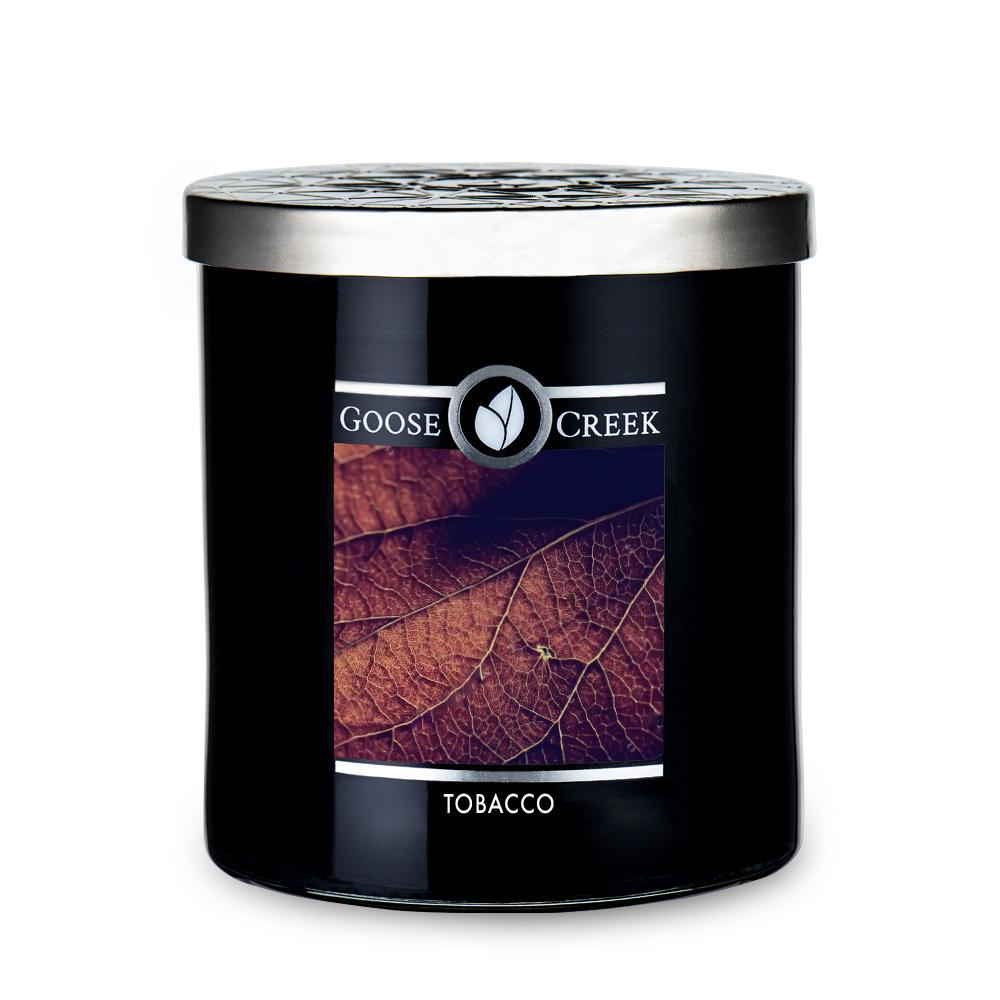 Tobacco Large Jar Candle