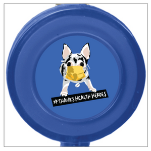 Pre-Order: #ThanksHealthHeroes Badge Reel