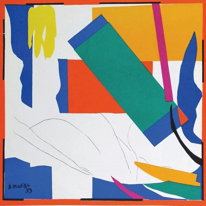 Matisse Exhibition in Winchcombe