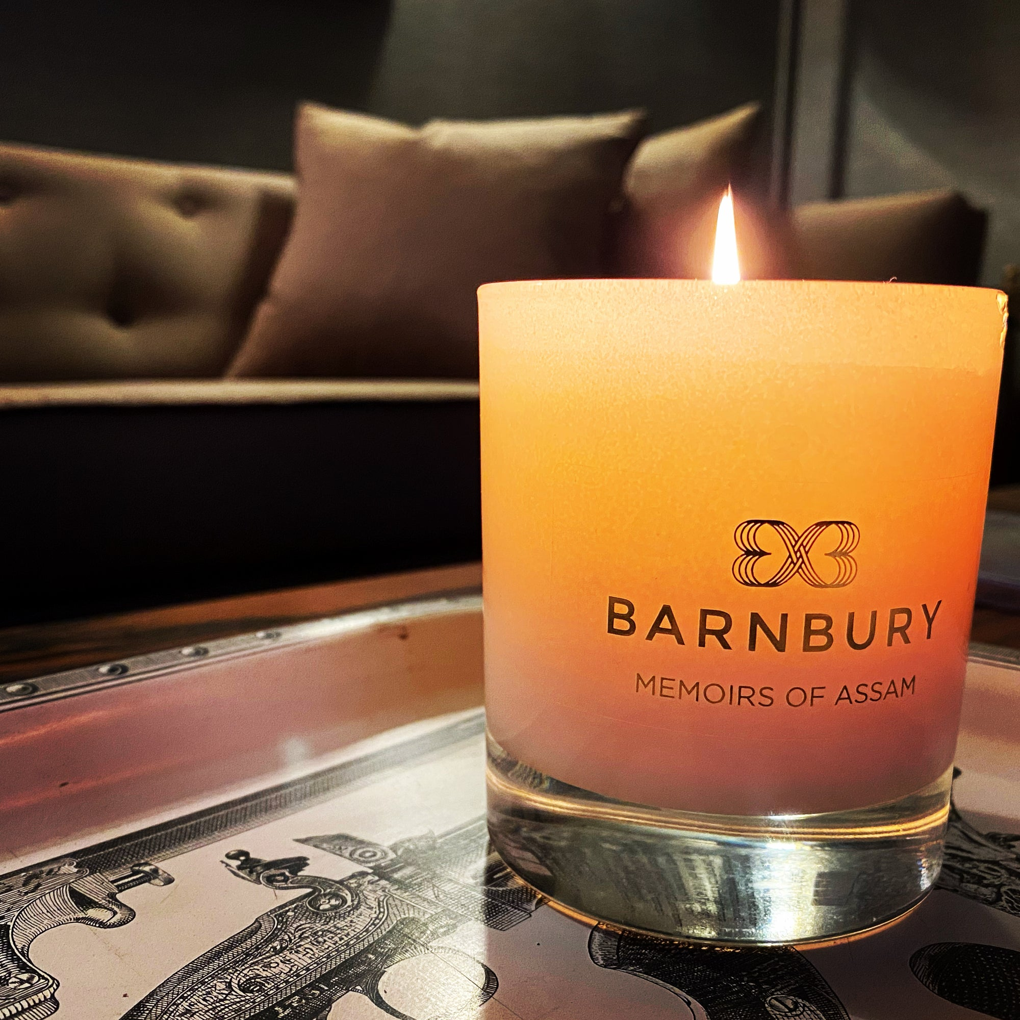 Barnbury Luxury Scented Candles