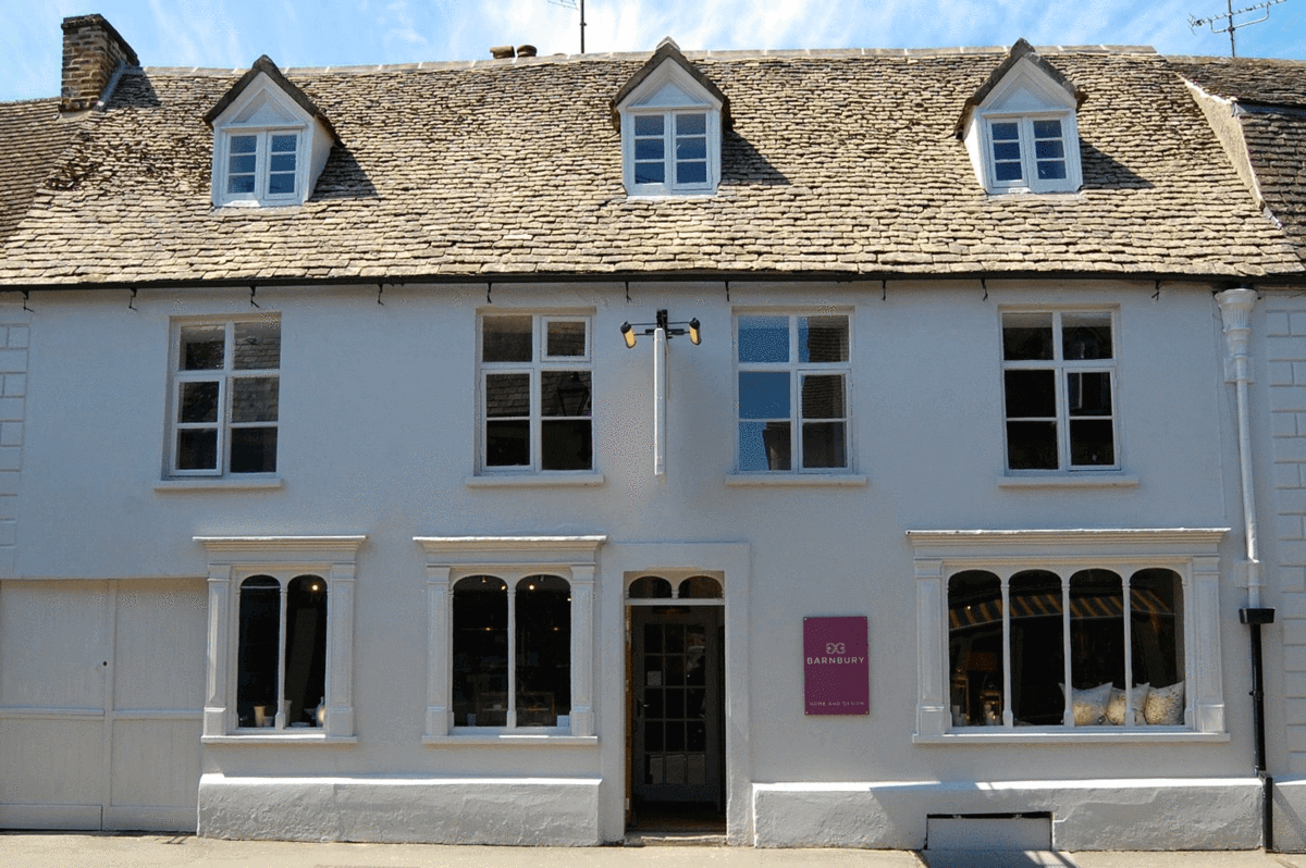 The Barnbury Showroom in Winchcombe