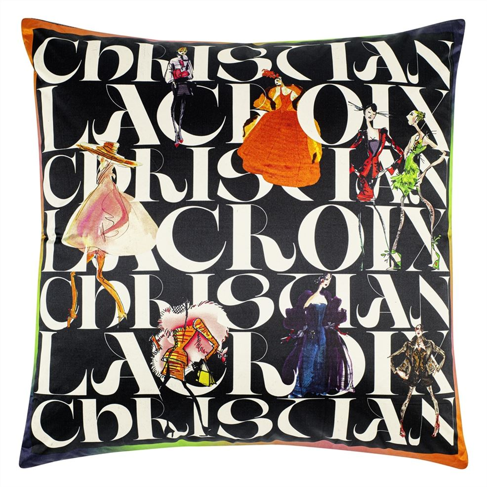 Christian Lacroix Parade Jais Cushion - Barnbury