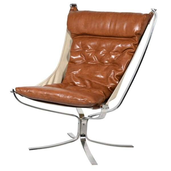 Etosha Leather Chair - Barnbury