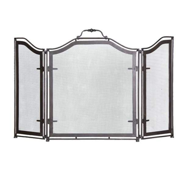 Broadway 3 Panel Fire Screen - Barnbury